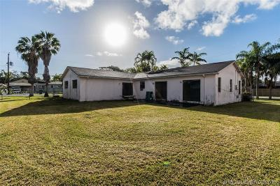 Palmetto Bay Single Family Home Sold: 9001 SW 158th St