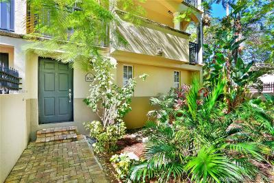 Coconut Grove Condo For Sale: 3300 Bird Ave #108