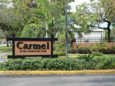 Miami Condo For Sale: 803 NE 199th St #102-8
