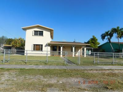 Miami Single Family Home For Sale: 9961 SW 40th Ter