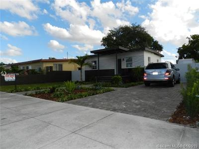 Hialeah Single Family Home For Sale: 274 W 20th St