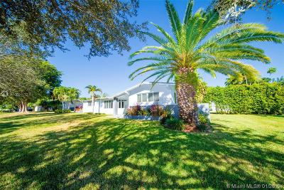 Pinecrest Single Family Home Active With Contract: 7325 SW 134 Ter