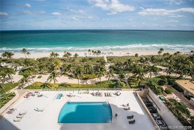 Bal Harbour Condo For Sale: 10185 Collins Ave #515