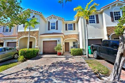 Cutler Bay Condo For Sale: 22380 SW 89th Ave
