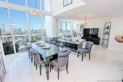 Miami Condo For Sale: 1861 NW S River Dr #PH12