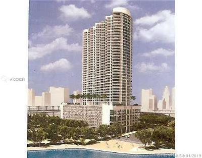 Miami Condo For Sale: 350 S Miami Ave #2607