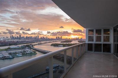 Miami Beach Condo For Sale: 400 Alton Rd #3103