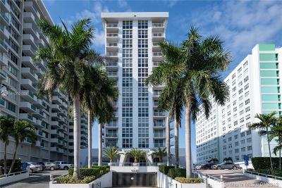 Miami Beach Condo For Sale: 1228 West Ave #407