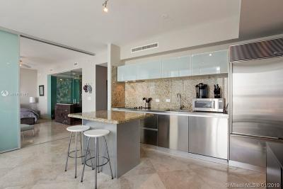 Miami Condo For Sale: 1040 Biscayne Blvd. #1605