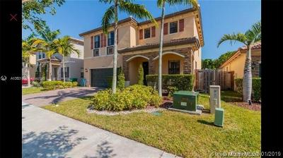 Homestead Single Family Home For Sale: 24039 SW 114th Ct