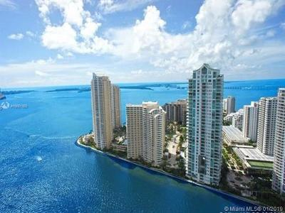 Miami Condo For Sale: 325 S Biscayne Blvd #3226