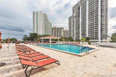 Aventura Condo For Sale: 20505 E Country Club Dr #336