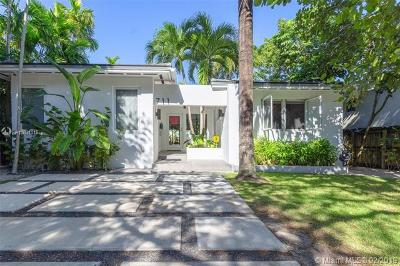 Miami Single Family Home For Sale: 711 NE 75th St
