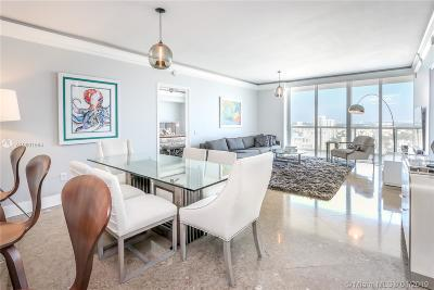 Miami Beach Condo For Sale: 450 Alton Rd #2806