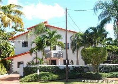 Miami Shores Single Family Home For Sale: 210 NE 107th St