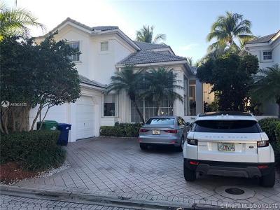 Aventura Single Family Home For Sale: 19966 NE 36th Pl
