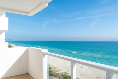Miami Beach Condo For Sale: 5601 Collins Ave #1504