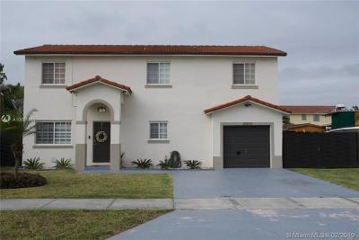 Miami Single Family Home For Sale: 18200 SW 153rd Ct