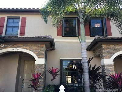 Homestead Condo For Sale: 11500 SW 250th St #11500