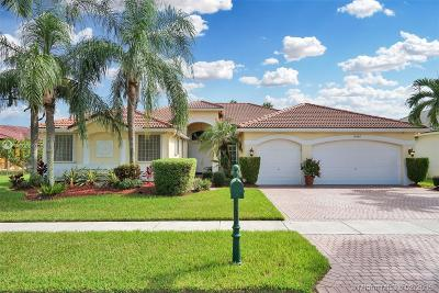 Miramar Single Family Home For Sale: 18542 SW 42nd St