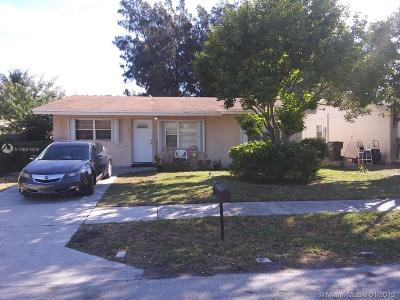 Delray Beach Single Family Home For Sale: 501 SW 7th Ave