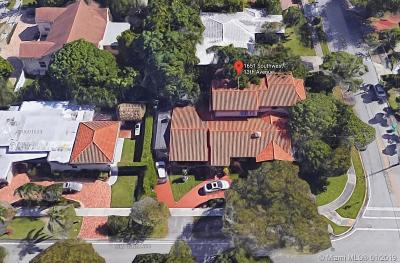 Miami Single Family Home For Sale: 1651 SW 13th Ave