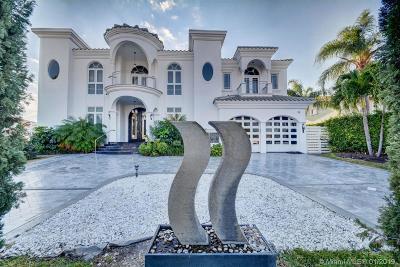 North Miami Beach Single Family Home For Sale: 16444 NE 33rd Ave