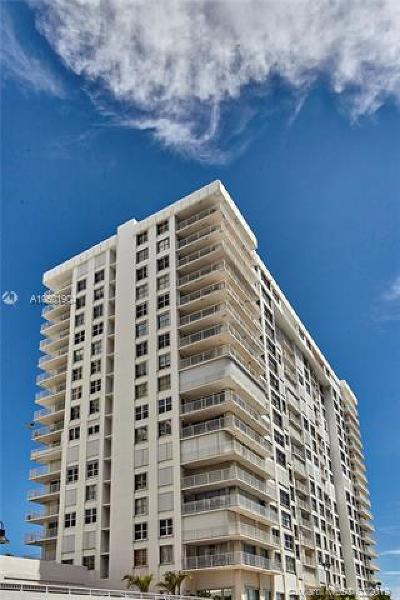 Hollywood Condo For Sale: 2751 S Ocean Dr #1102S