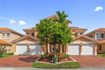 Cutler Bay Single Family Home For Sale: 7855 SW 195th Ter