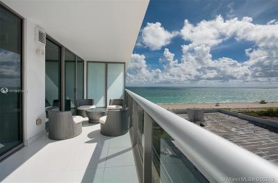 Miami Beach Condo For Sale: 5875 Collins Ave #904