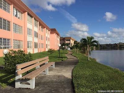 Miami-Dade County Condo For Sale: 18707 NE 14th Ave #731