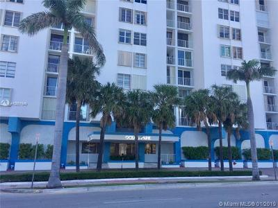 Miami Beach Condo For Sale: 6450 Collins Ave #604