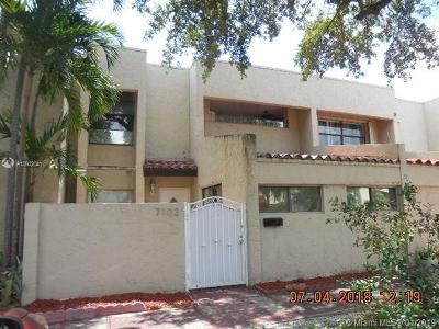 Condo Sold: 7103 SW 113th Ave #7103