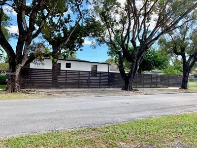 Miami Single Family Home For Sale: 5240 SW 5th Ter