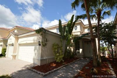 Pembroke Pines Single Family Home For Sale: 19463 SW 68th St