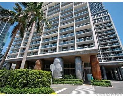 Condo For Sale: 495 Brickell Av #5510