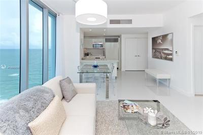 Miami Beach Condo For Sale: 6899 Collins Ave #1804