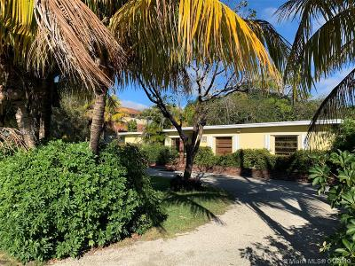 Single Family Home Sold: 6697 SW 70th Ave
