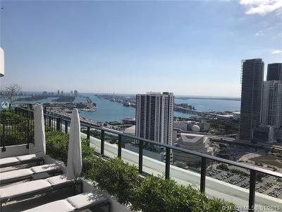 Miami Condo For Sale: 1600 NE 1st Ave #1906