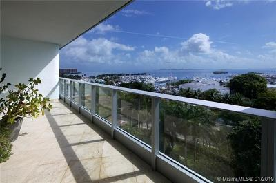 Miami Condo For Sale: 2627 S Bayshore Dr #1006