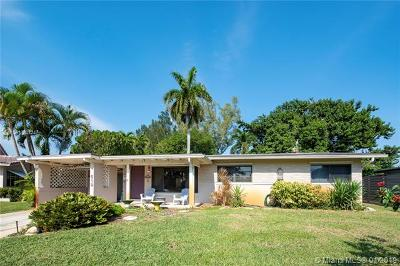 Wilton Manors Single Family Home For Sale: 519 NW 30th St