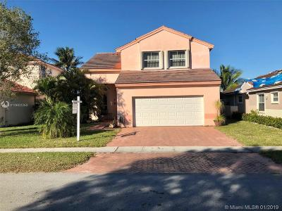 Broward County Single Family Home For Sale: 18517 NW 19th St