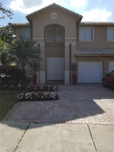 Doral Single Family Home For Sale: 11390 NW 61st St