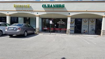 Pembroke Pines Business Opportunity For Sale: 196 Ave