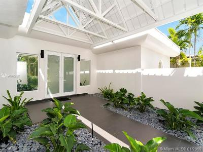 Miami Beach Single Family Home For Sale: 1765 Daytonia Rd