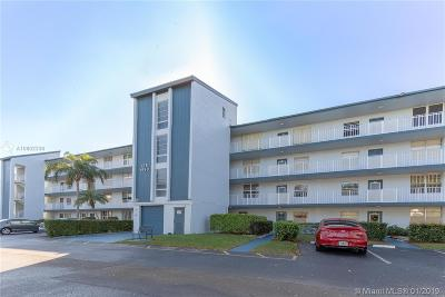 Margate Condo For Sale: 7640 NW 18th St #402
