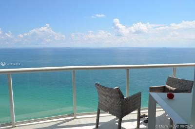 Sunny Isles Beach Condo For Sale: 18671 Collins Ave #3102