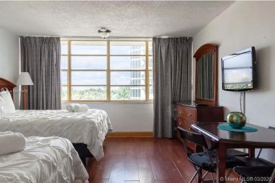 Sunny Isles Beach FL Condo For Sale: $110,000