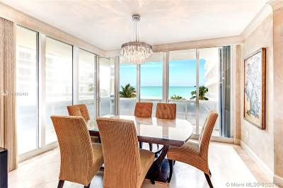 Surfside Condo Sold: 9559 Collins Ave #S4-E