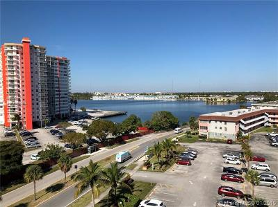 Miami Condo For Sale: 1401 NE Miami Gardens Dr #894